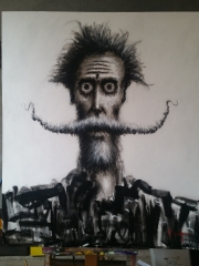 QUIXOTE INK - SOLD