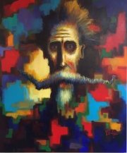 QUIXOTE INTERRUPTED - SOLD
