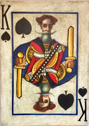 QUIXOTE IN SPADES -SOLD