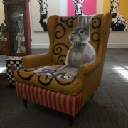 THE RABBIT'S CHAIR