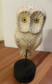 JAC JOHNSON HAND-CARVED INQUIRE FOR PRICING