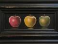 THREE APPLES - SOLD
