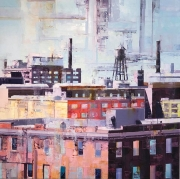 PAST LIFE III, ARMSTRONG - URBAN LANCASTER: STRUCTURES - SOLD