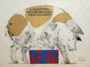 HOOKED HOG, 1977