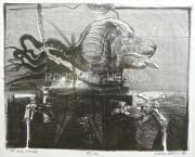 SEA DOG CAPTURED, 1989 - SOLD