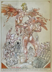 THE TRUE STORY ABOUT ICARUS, 2008 - SOLD