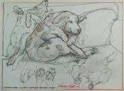 SLEEPING DOGS - SOLD