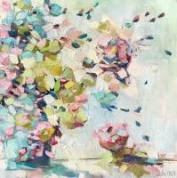 Belinda Bell   Heterodox  Oil on Panel  10 x 10  $250.