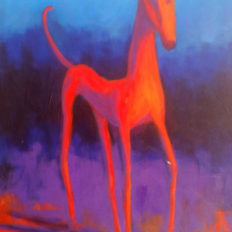 DOG II - SOLD