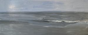 Gregory Prestegord  |  Endless Horizon |  Oil on canvas |  18 x 40 |  $5,000.