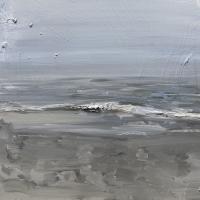 Gregory Prestegord  |  Unbroken |  Oil on canvas |  12 x 12 |  $1,700.