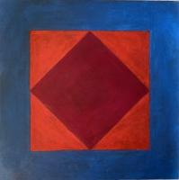 Tim Ray Fisher |  Untitled 20 |  Acrylic |  12 x 12 |  $125.