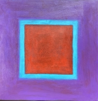 Tim Ray Fisher |  Untitled 27 |  Acrylic |  12 x 12 |  $125.