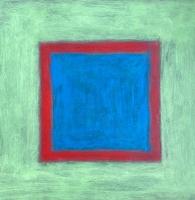 Tim Ray Fisher |  Untitled 29 |  Acrylic |  12 x 12 |  $125.