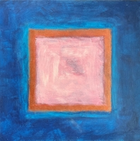 Tim Ray Fisher |  Untitled 30 |  Acrylic |  12 x 12 |  $125.