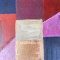 Tim Ray Fisher |  Untitled 9 |  Acrylic |  12 x 12 |  $125.