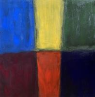 Tim Ray Fisher |  Untitled 34 |  Acrylic |  12 x 12 |  $125.
