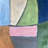 Tim Ray Fisher |  Untitled 31 |  Acrylic |  12 x 12 |  $125.
