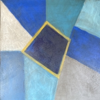 Tim Ray Fisher |  Untitled  32 |  Acrylic |  12 x 12 |  $125.