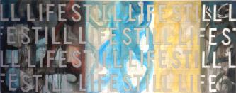Marlin Bert |  STILL LIFE IV |  Acrylic |  40 X 16 |  $1,200.