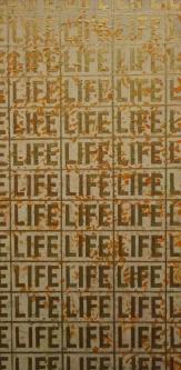 Marlin Bert |  Golden LIFE |  Acrylic |  21 x 16 |  $900. SOLD