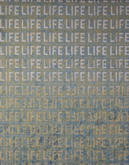 Marlin Bert |   LIFE  22 |  Acrylic |  30 x 24 |  $1,800. SOLD