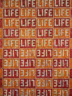 Marlin Bert |  LIFE - EFIL  |  Acrylic |  24 x 18 |  $1,400.