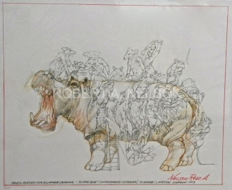 HIPPO BUS, 2013 -SOLD