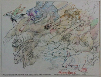DOGS OF HEAVEN - SOLD