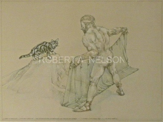 LABOURS OF HERCULES, 2008 - SOLD