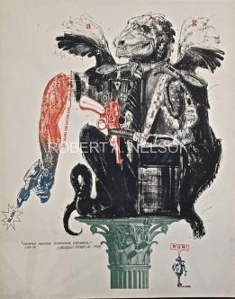 DINOSAUR GENERAL, 1969 - SOLD