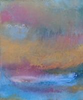 Sheila O'Keefe Braun   Breath  Acrylic, fingerwork, knives  20 x 24  $1500.